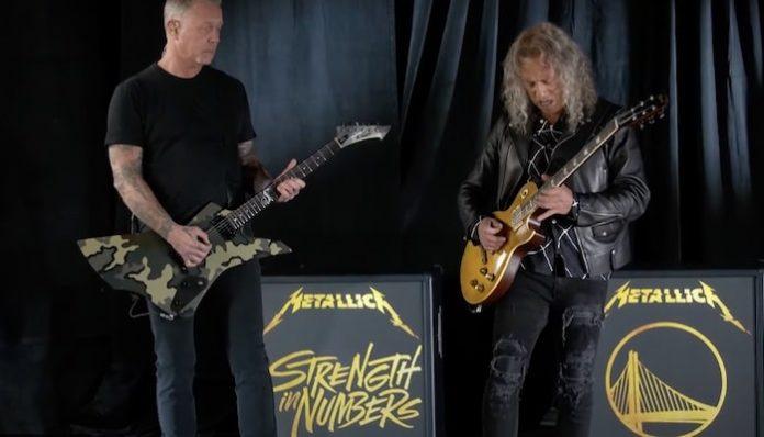 Metallica US National Anthem-min