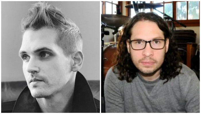 Mikey Way shares rare look at Ray Toro producing Electric Century's album