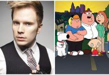 Patrick Stump Family Guy