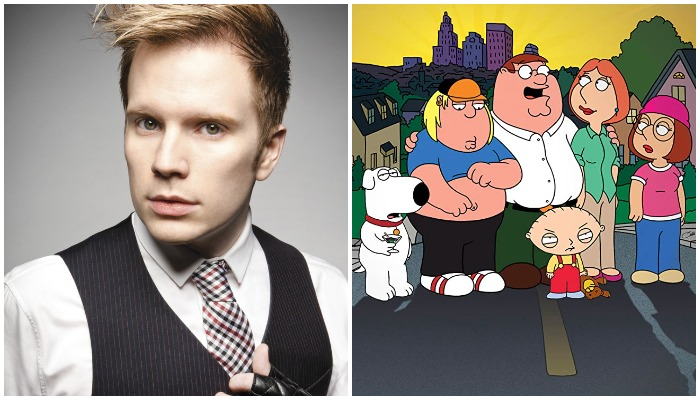 There's a Patrick Stump cameo in 'Family Guy' you might have missed