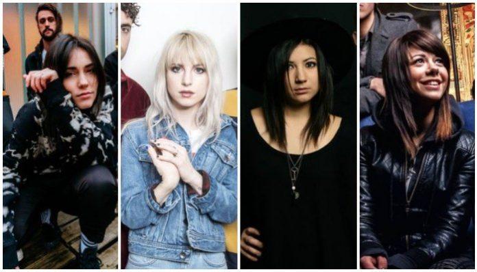 Women in pop punk   Female artists in alternative music   Alternative Press