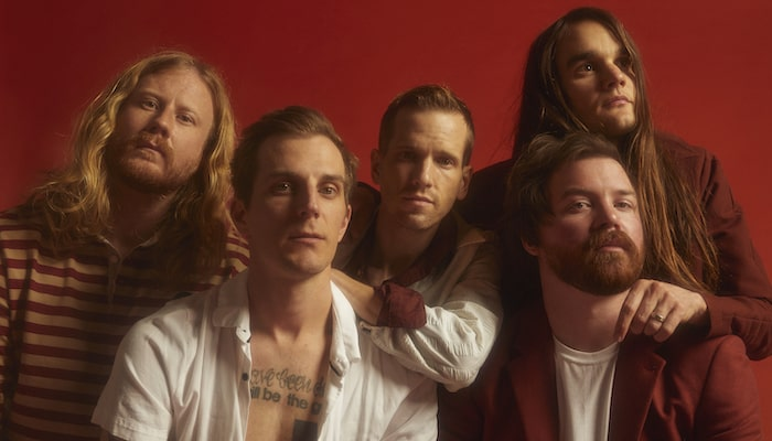 Download The Maine kick off their new era with colorful video for ...