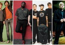 Alternative drum intros | Iconic alternative drummers