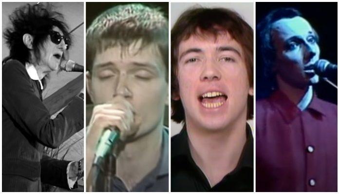 manchester punk bands, John Cooper Clarke, buzzcocks, joy division, magazine