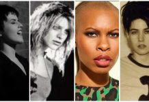 90s women bands, hole, skunk anansie, bikini kill, the cranberries