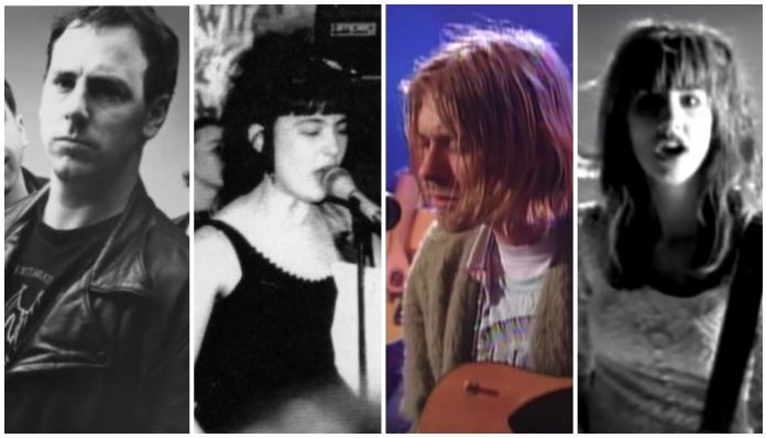 best punk albums 1993, bad religion, bikini kill, nirvana, the muffs