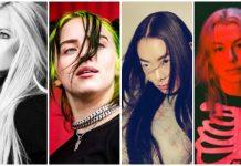 Avril Lavigne, Billie Eilish, Rina Sawayama, Phoebe Bridgers