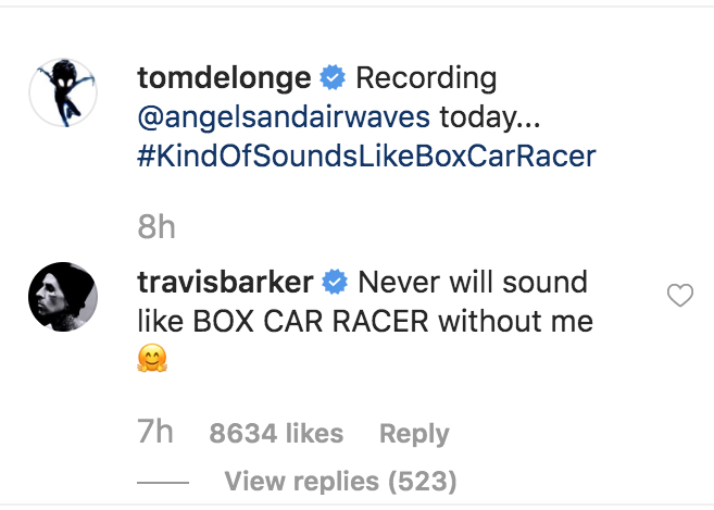 tom-delonge-travis-barker-box-car-racer