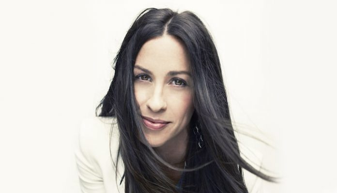Alanis Morissette i miss the band video