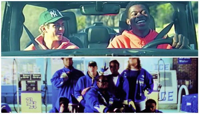 BROCKHAMPTON Lil Nas X Dominic Fike
