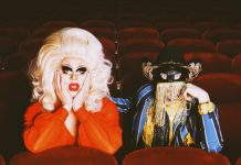 Trixie Mattel and Orville Peck