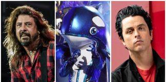 Masked Singer Orca Billie Joe Armstrong Dave Grohl