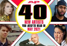 40 new artists you need to hear in May