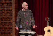 pete davidson fallon instrument challenge