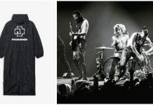 fashion loves metal, rammstein, balenciaga