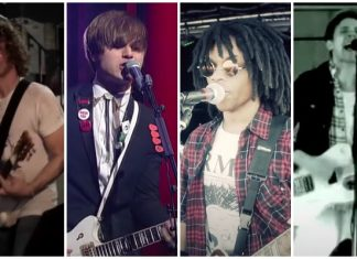 guitarists, OFF!, the strypes, radkey, The Sandinistas