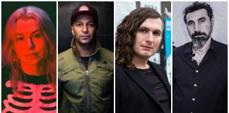 activists in music, phoebe bridgers, tom morello, evan greer, serj tankian
