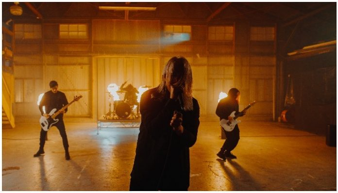 afterlife burn it down video