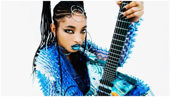 willow smith travis barker collab transparent soul video