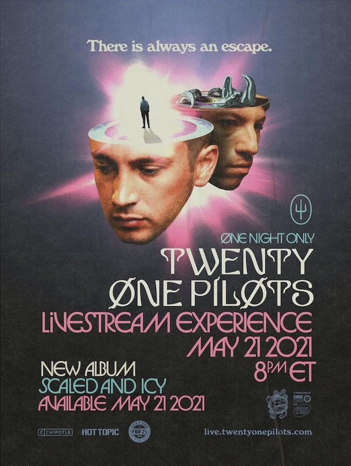 twenty one pilots livestream