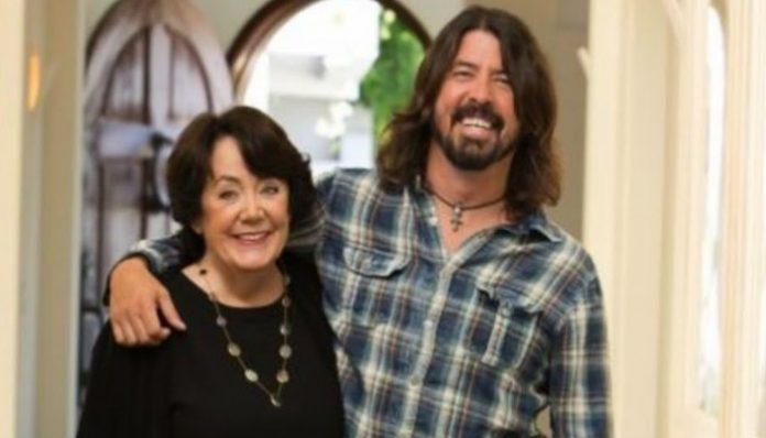 Dave Grohl Virginia Hanlon Grohl