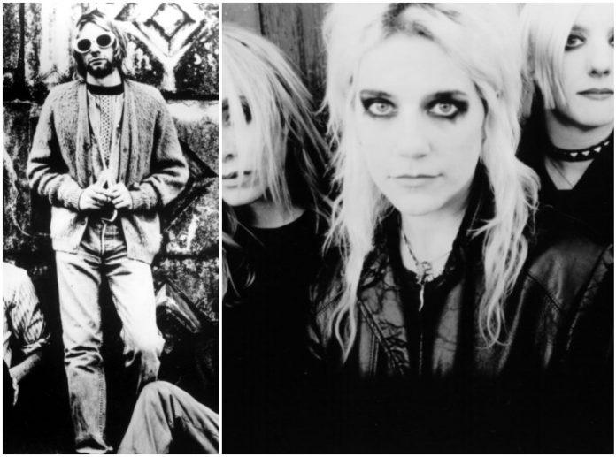 nirvana l7 grunge bands