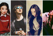 Alternative AAPI artists, zeph, joji, rina sawayama, rei ami