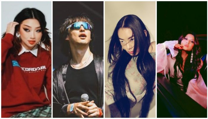 Alternative AAPI artists, zeph, joji, rina sawayama, rei ami
