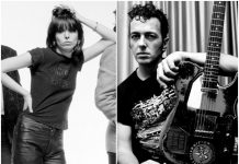 chrissie hynde 70s punk vocalists joe strummer the clash