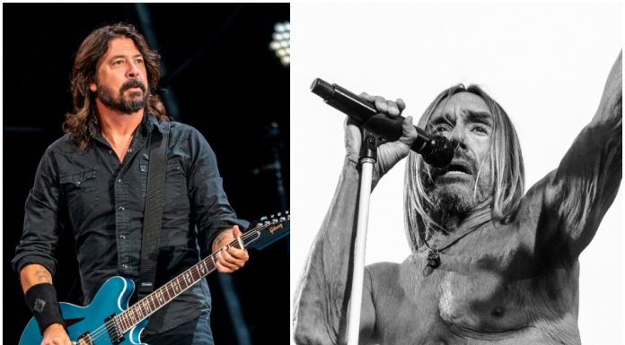 musicians who worked in record stores iggy pop dave grohl