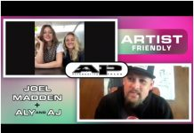 aly and aj aptv interview