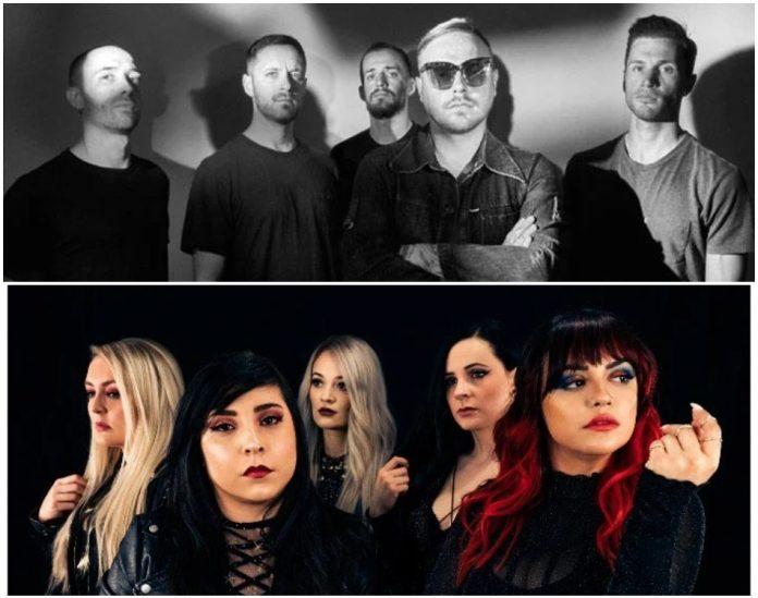 conquer divide architect metalcore music videos