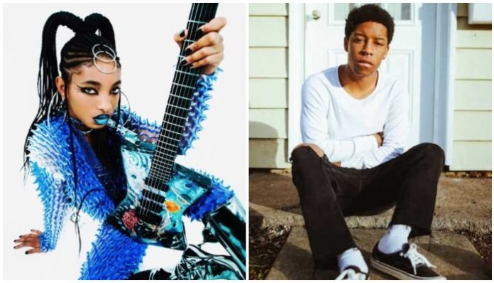 kennyhoopla willow smith pop-punk