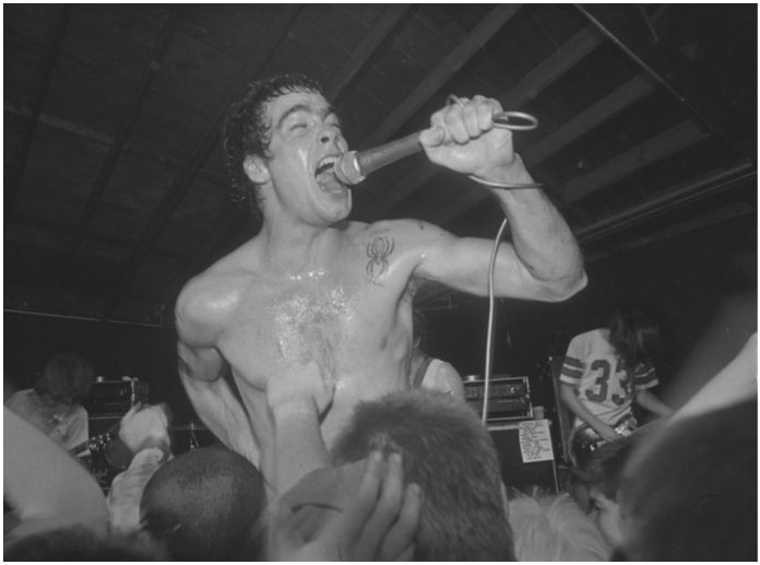 Black Flag henry rollins 80s punk and hardcore singers