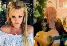 "Britney Spears Courtney Love ""Lucky"" 2021"