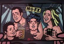 nofx the big drag music video mad twins