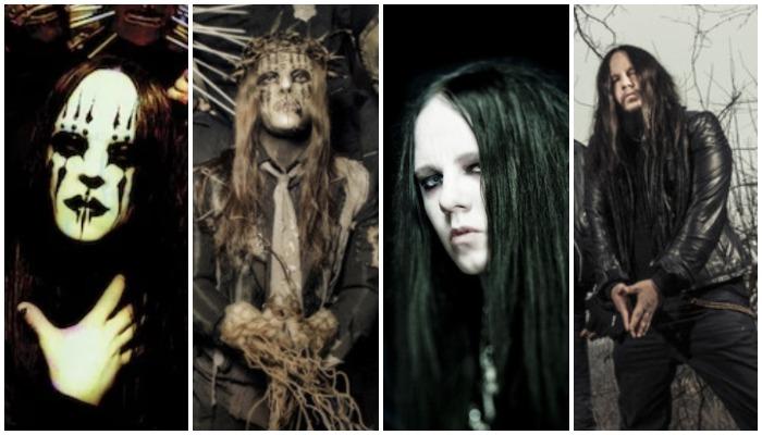 Joey Jordison inspired artists