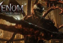 venom let there be carnage new trailer