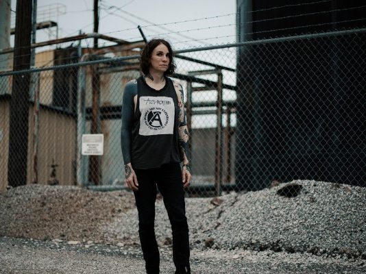 Laura Jane Grace At War With The Silverfish