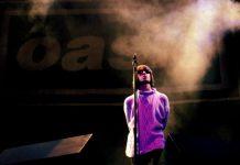 'Oasis Knebworth 1996'