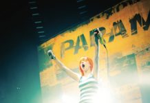 Paramore cover story (Oct. 2009)