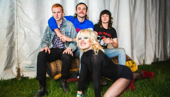Amyl And The Sniffers interview