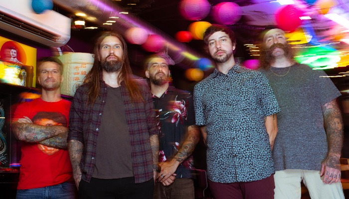 Every Time I Die Keith Buckley 'Radical' interview