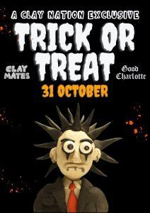 Clay Mates x Good Charlotte NFT announcement