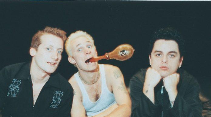 Green Day 'Nimrod'