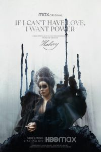 Halsey 'If I Can't Have Love, I Want Power' film